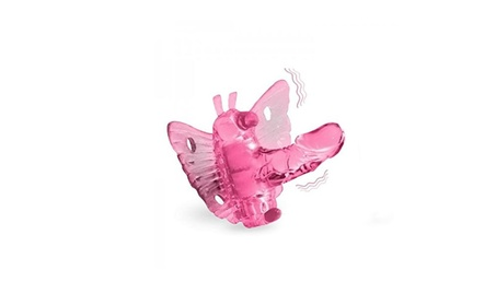 Wearable Butterfly Hands-Free Vibrator with Wired and Wireless 871d8657-5209-4254-8208-c9dcdb6bcb54