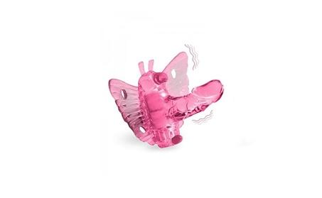 Omigod Wearable Butterfly Massager - Wired 6412d8b3-0add-4d37-ac3e-b78c1107f110