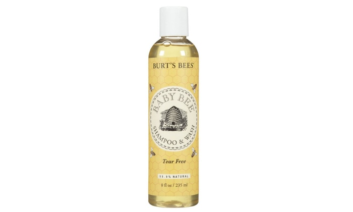 Baby Bee Shampoo & Body Wash, 8 oz. (Pack of 3)
