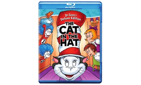 Dr. Seuss's Cat in the Hat, The: (Deluxe Edition) (Blu-ray) 1c9e7ce7-6408-478a-8a02-b7e18ffbb8b2