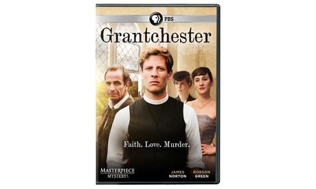 Masterpiece Mystery! Grantchester DVD 38bc28e2-d26e-4960-9290-bbcdd0b5a2f7