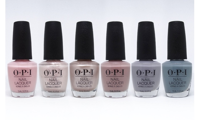 Up To 24% Off on OPI Always Bare For You Colle...   Groupon Goods