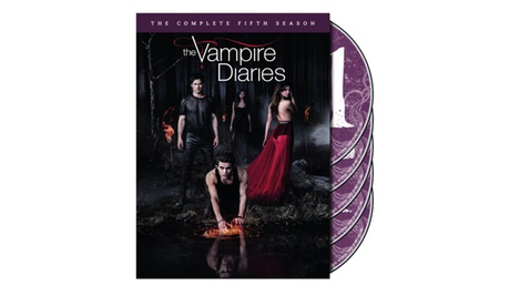 The Vampire Diaries: The Complete Fifth Season (DVD) 83dedeb1-3c8f-44a8-9063-8880f287a4a3