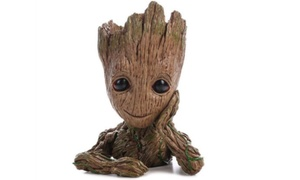 Guardians of The Galaxy Vol. 2 Baby Groot Figure Flowerpot Decor
