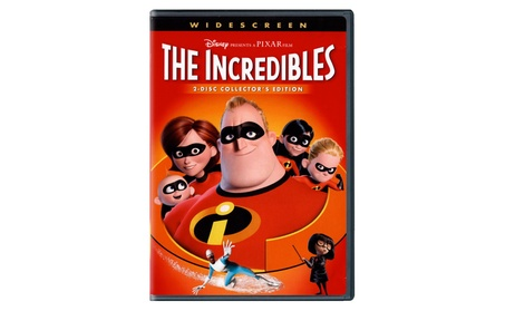 Pixar's The Incredibles on Blu ray or DVD 9c3fd561-929c-4350-a7b8-0293dc6bed60