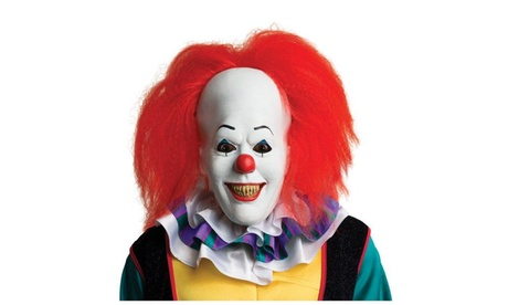 Stephen Kings IT Pennywise Mask abe4cf16-1048-4747-9a34-dcdc3fadbc4b