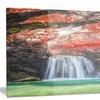 Erawan Waterfall Photography Metal Wall Art 28x12