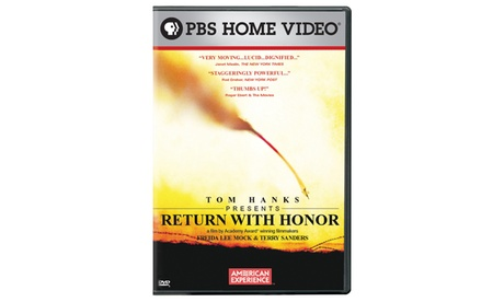 American Experience: Return With Honor DVD f9f7b223-1dd1-42ec-b77e-e274f2b5c1f6