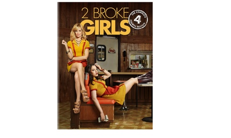 2 Broke Girls: The Complete Fourth Season (DVD) a573ec83-fd5e-495d-822b-9bab8aeebd4f