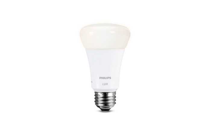 Philips Hue Lux A19 LED 3 Bulb Pack