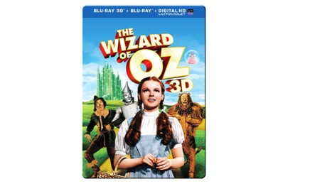 Wizard of Oz 75th Anniversary Collectibe Metal Case (3D/Blu-ray) 2ed27919-d4c2-4e14-a7bb-87e9b393d61b