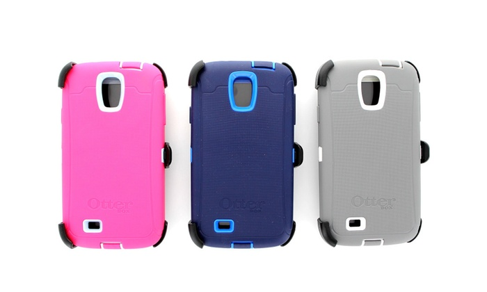 brand new 298f4 c1c47 Otterbox Defender Case for Samsung Galaxy S4 Various Colors