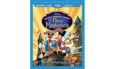 Mickey, Donald, Goofy: The Three Musketeers 10th Anniversary Edition a0c3312f-fd24-4ecc-9e9d-3e9997375c26