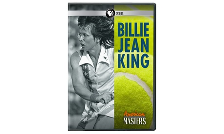 American Masters: Billie Jean King DVD e309ee26-f37d-48be-a17a-bcfcc568c1bc