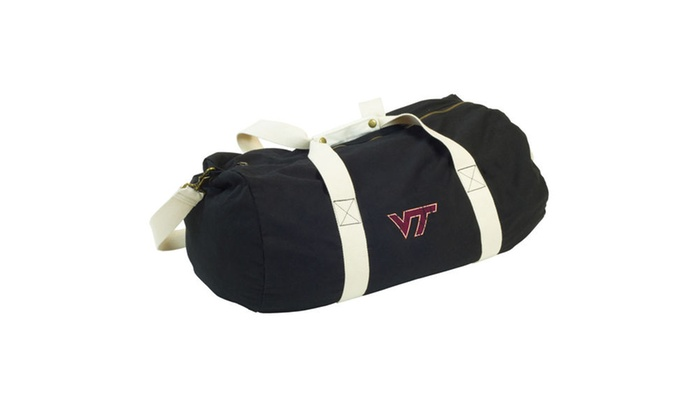 VA Tech Sandlot Duffel