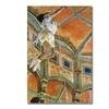 Edgar Degas Miss la la at The Cirque Fernando Canvas Print