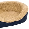 Oval Lounger 23In