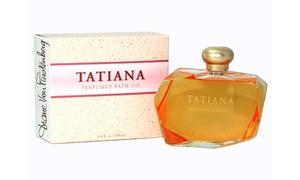 Tatiana Perfumed Bath Oil 4.0 Oz / 120 Ml For Women
