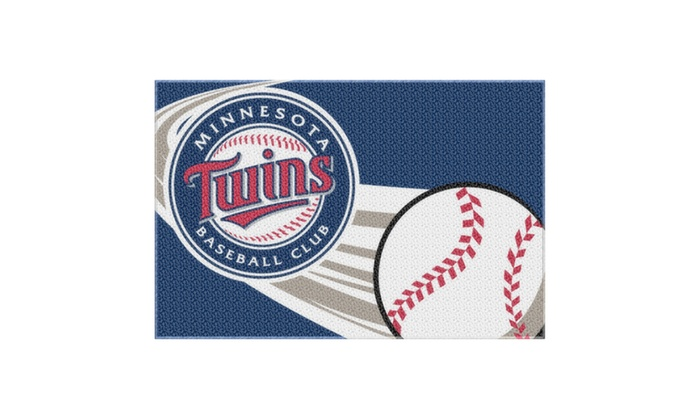 MLB 333 Twins 20x30 Rug