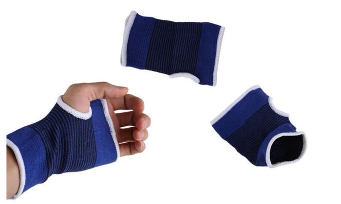 Elastic Hand Palm Support Compression Sleeve Suitable For Any Sports