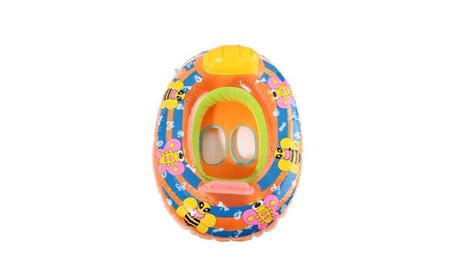 Inflatable Baby Swimming Ring Pool Beach Swimming Float for Children 9b090284-46d7-44df-8c6a-2ecf7f68cb04