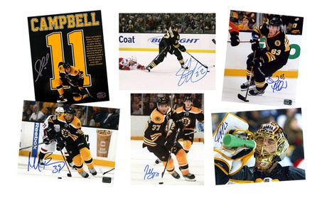 Boston Bruins Signed Autographed 8x10 Photos 460bc506-4d48-4d73-9888-fc68d569ae9e