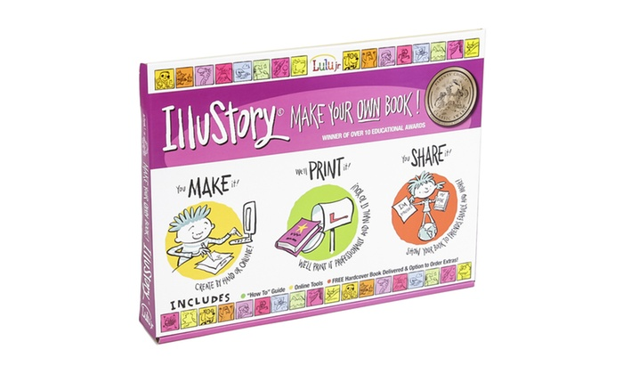Illustory - Make Your Own Book!
