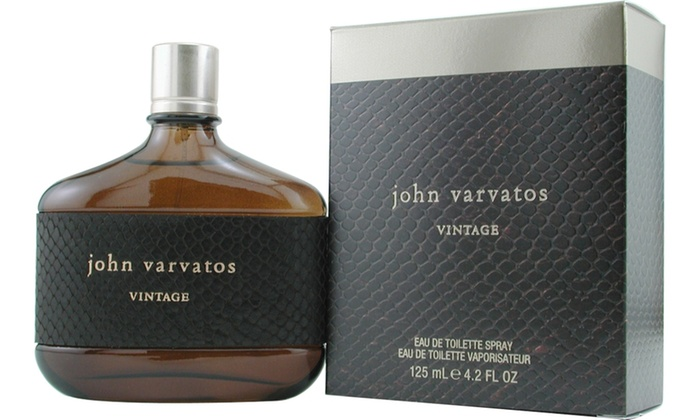 John Varvatos Vintage Edt Spray 4.2 Oz | Groupon