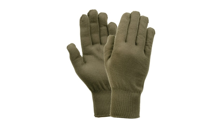 Polypropylene Military Style Glove Liners