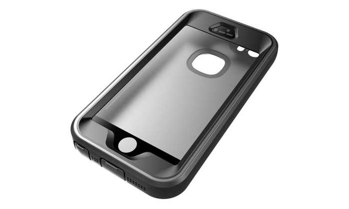 super popular 1753a c36fa SUPCASE iPhone 5S Water Resistant Case with Screen - Multiple | Groupon