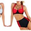 Women's Push Up High Waist Bikini Sets
