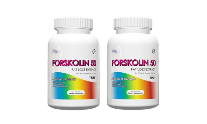 Buy It Now : Pack of 2 and Pack of 3 Forskolin Weight Loss Supplement, 60 Capsules