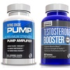 Male Performance Kit, Nitric Oxide and Testosterone Booster Tablets