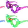 Set of 4 VT Flashing LED Multi Color 'Spider' (Colors May Vary)