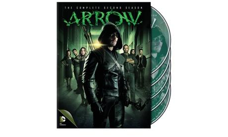 Arrow: The Complete Second Season (DVD) 9db67e45-b558-4a5f-845b-6160ae51efc8