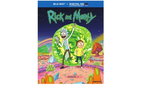 Rick and Morty: The Complete First Season (Blu-ray UltraViolet) 53c6a440-5228-4400-b1a4-abd6f8e1e0db