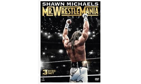 WWE: Shawn Michaels: Mr. WrestleMania (3-Disc)(DVD) bc78634a-4478-46f6-a198-52fe546fa2da
