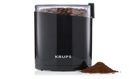 Electric Spice and Coffee Grinder with Stainless Steel Blades 1a931bb8-9362-4911-9470-70c374b157df