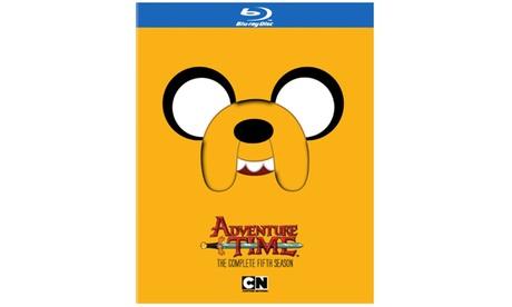 Adventure Time - Fifth Season 8020c2fa-ec89-4ca6-927d-db2287af5a5c