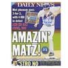 Steven Matz Autographed 8X10 Photo Inscribed MLB Debut 6/28/15 (MAB –