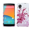 Insten Spring Flowers Phone Protector Case Cover For LG Nexus 5 D820