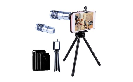 Telephoto Lense With Tripod+Phone Holder+phone case 059417e3-76c8-499c-9913-99227297ea0d