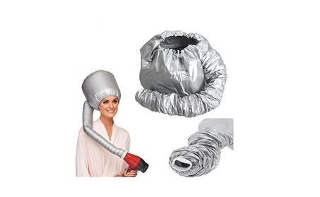 Hair Drying Styling Soft Cap Bonnet Hood Hat Blow Hair Dryer 990938e5-c250-4c1e-8f79-b314c04ab866