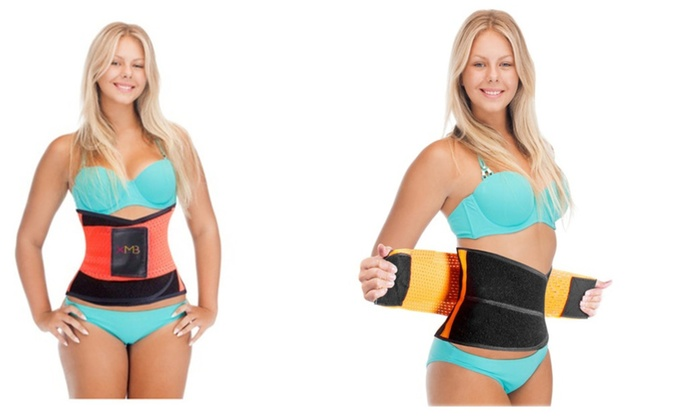 XMB Extreme Molding Belt Waist Trainer and Back Support