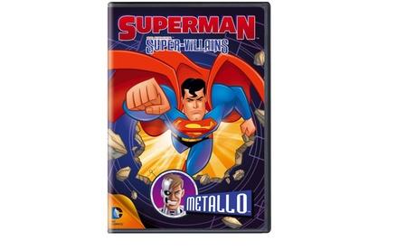 Superman SuperVillains: Metallo (Value, DVD) 8c9f1eb6-d11b-4565-9506-3241054516be