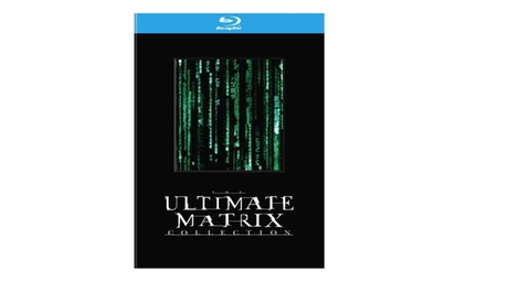 Ultimate Matrix Collection, The (BD) 6c01e958-db57-4389-b98d-317737b13683