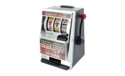 Jackpot Money Bank Portable Machine