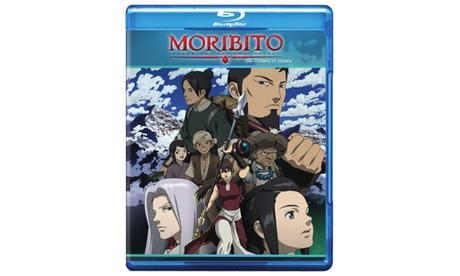 Moribito - Complete Series (Blu-ray) b171d476-50aa-4abd-9a12-019e0f7eb446