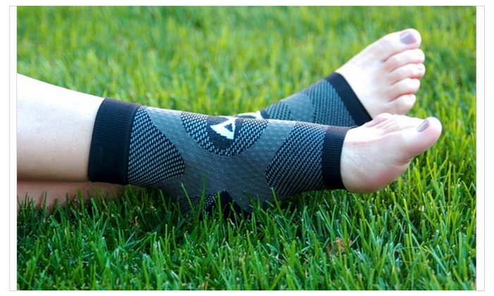 Compression Foot Sleeve for Plantar Fasciitis, Foot, and Ankle Support