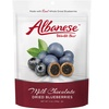 Albanese Milk Chocolate Dried Blueberries, 5 oz Bag (Pack of 12)